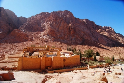 Overnight Trip to Moses Mountain and St. Catherine Monastery from Sharm el Sheikh