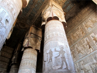 Day Tour to Dendera Temple by Cruise