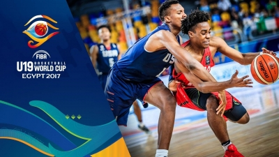 FIBA U19 Basketball World Cup 2017 in Cairo