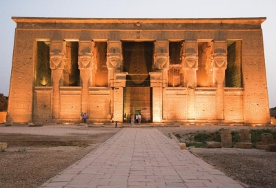 Half Day Tour to Dendera
