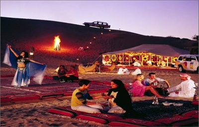 Bedouin Safari with Camel Ride and Quad Biking from Hurghada
