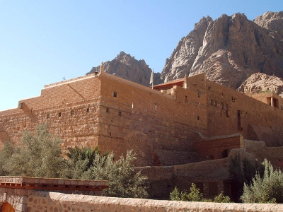 Trip to St. Catherine Monastery and Dahab from Sharm el Sheikh