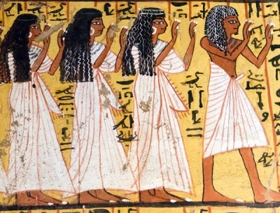 The Fashionable Side of Ancient Egyptians