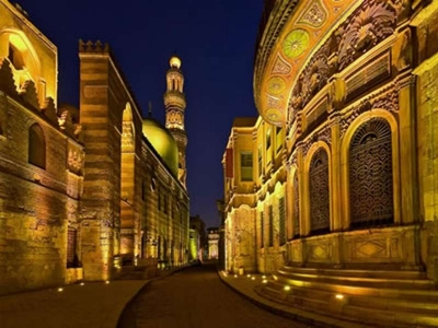 Option 3: Giza, Islamic Cairo, Nile Cruise